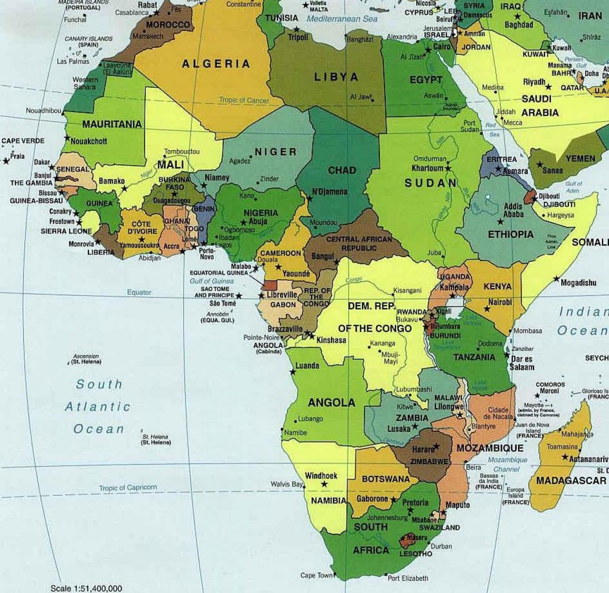 Zambia Del Afrika Terkep Terkep Zambia Del Afrika Kelet